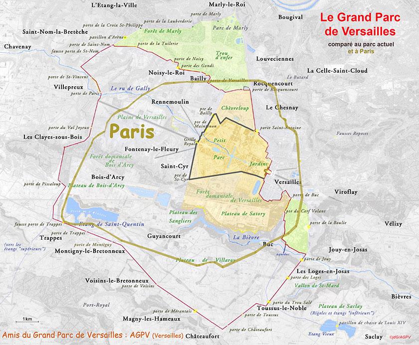 Territoire du Grand Parc de Versailles - AGPV